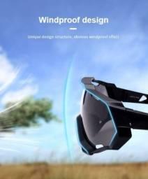 Título do anúncio: Óculos Ciclismo Anti-Wind Não embaça Entrega Grátis