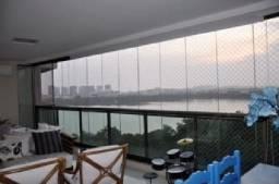 Título do anúncio: Apartamento para venda possui 231 m2 com 5 quartos Península Barra da Tijuca