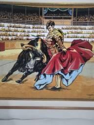Quadro toureiro Espanhol