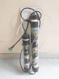 Filtro deionizardor 2 Estágio,RESINA e Carvão, ACEITO TROCAS