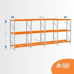 Título do anúncio: Promoção Mini Porta Pallet - Aumaq Equipamentos Comerciais