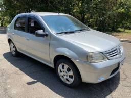 Título do anúncio: Renault LOGAN 1.0 EXPRESSION FLEX Completo - 2010