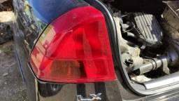Lanterna traseira L/E Honda Civic 2001 a 2006 Original