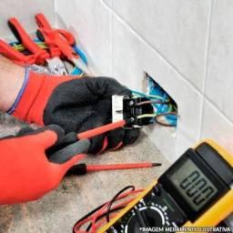 trabalho de instalação elétrica