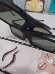 Óculos 3D Samsung.