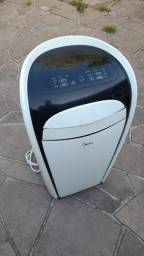Ar Condicionado Portátil Midea 10500 btu - Midea - Usado (110V) - *Sem Acessórios*