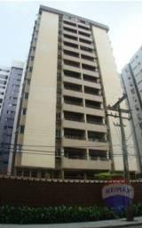 Título do anúncio: Excelente apartamento pertinho do Shopping Recife, 120 m², 3 quartos, mais dependência, po