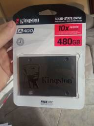 Título do anúncio: SSD Kingston 480 GB