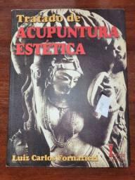 Título do anúncio: Livro tratado de acupuntura estetica