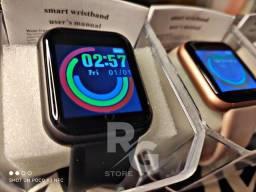 Smartwatch D20 Atualizado.