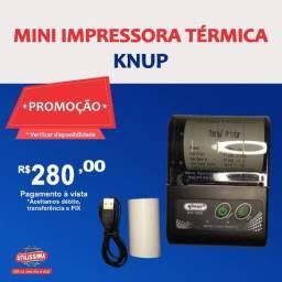 Título do anúncio: Mini impressora térmica
