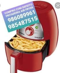 Título do anúncio: Fritadeira air fryer