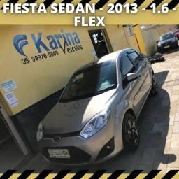 Fiesta Sedan - 2013 - 1.6 - Flex