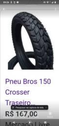 Título do anúncio: Compro pneu traseiro Bros / Crosser
