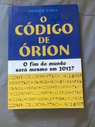 Livro O código de Órion