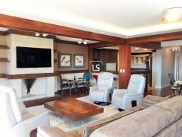 Apartamento com 3 dormitórios à venda, 268 m² por R$ 3.500.000,00 - Centro - Gramado/RS
