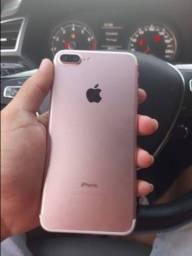 Estado de novo!! Apple 7 plus rose