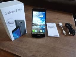 Título do anúncio: Celular Smartphone Asus Zenfone 3 Max 140gb De Memória