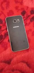 Título do anúncio: Samsung s6 edge usado