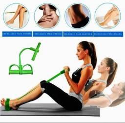 Elástico Tube De Tensão Exercícios - Funcional Alongamento