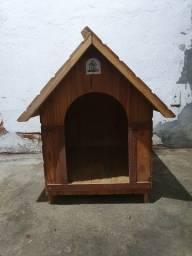 Título do anúncio: Casinha de madeira