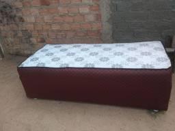 Título do anúncio: Ótima cama box Solteiro.