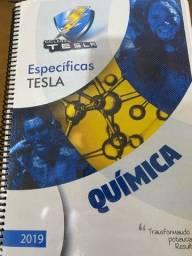 Título do anúncio: Livro da específica de química do tesla