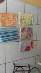 Promoção de lençol casal 4 peças