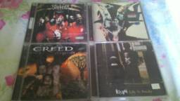 Cd rock/metal