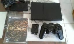 PlayStation 2 Slim Destravado