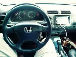 Vendo ou troco Civic automático - 2005