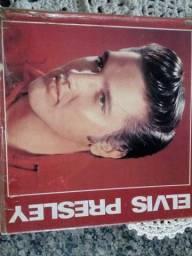 Discos de vinil do Elvis presley