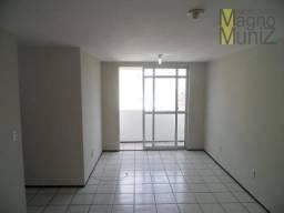 Apartamento com 3 dormitórios para alugar, 63 m² por r$ 700/mês - papicu - fortaleza/ce