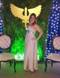 Vendo vestido longo Luxo