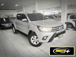 Toyota Hilux srv - 2016