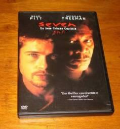 Dvd Seven ,Sete Crimes Capitais