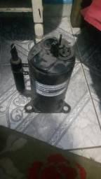 Compresor de Ar-condicionado