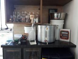 Kit de fabricar cerveja 20 litros