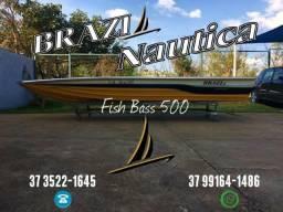 Barco Fish Bass Brazil Nautica