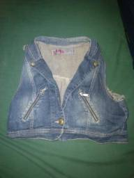 Colete jeans G/GG