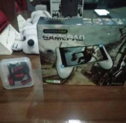 Gamepad e Gatilhos