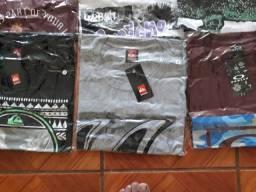 Camisa 3G malhar de ALGODÃO 3 por 100 reais