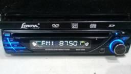 DVD Automotivo Lenoxx