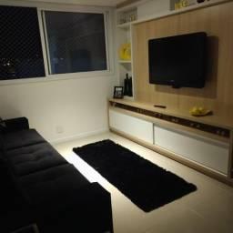 AP 3 quartos novo e mobiliado em torres