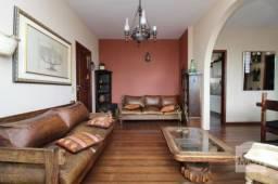 Apartamento à venda com 4 dormitórios em Santo antônio, Belo horizonte cod:251381