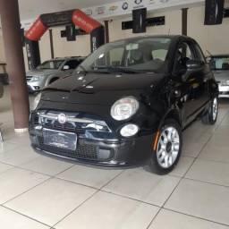 Fiat 500 1.4 Cult 11/12 - Troco e Financio! - 2012