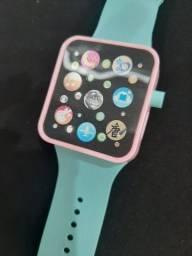 Relógio infantil interativo de músicas