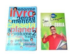 Casseta & Planeta - Dois Livros