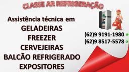 Conserto de refrigerador e freezer - geladeira comprar usado  Goiânia