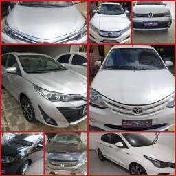 Vendo Onix, Virtus, Ford Ka, HB20, Toro, sw4, prisma, Cobalt e vários outros modelos